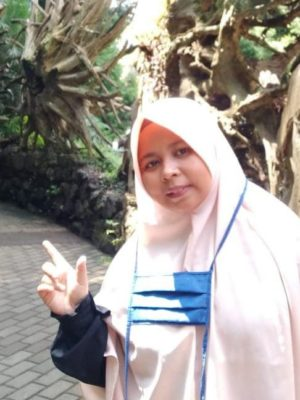 Siti Maryanah, SPd