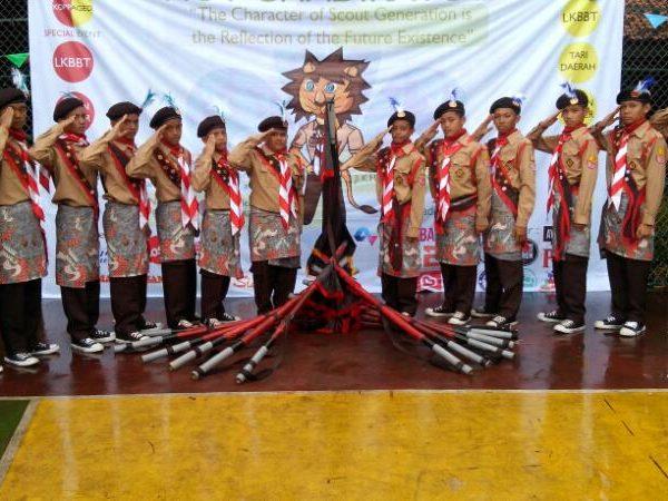 Juara Umum Lomba Pramuka Kota Bekasi 2017