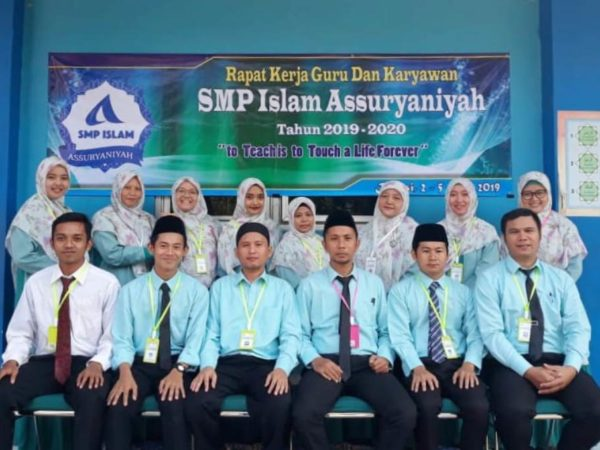 Kegiatan Rapat Kerja Guru dan Karyawan 2019/2020