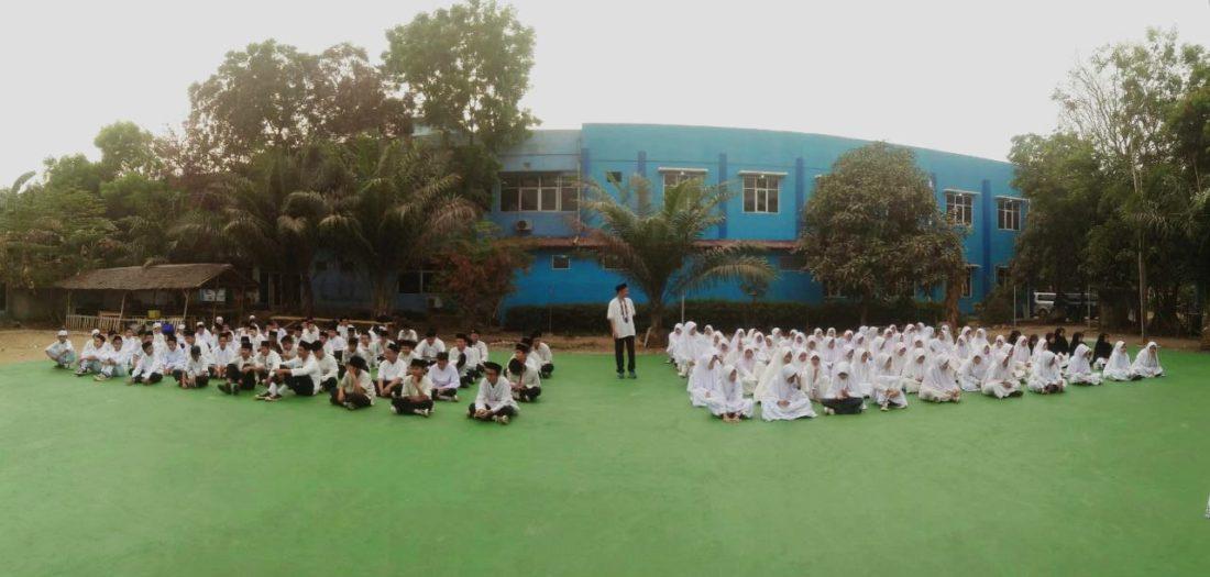 Lapangan Sekolah
